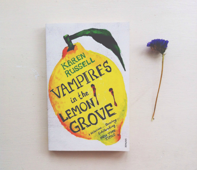 vampires in the lemon grove karen russell book review