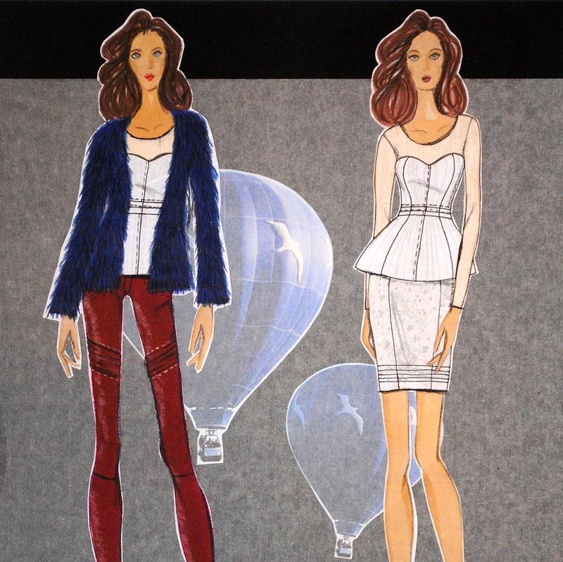 Har 089 Fashion Design Portfolio Flickr
