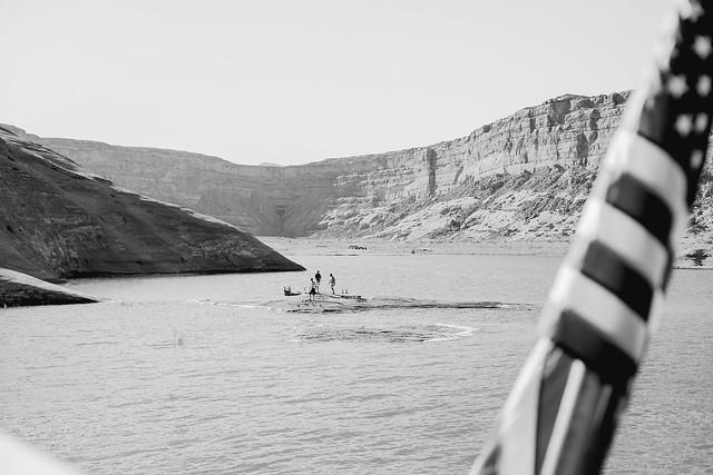 Lake-Powell-Pals-BW-47