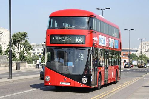 Metroline LT557 LTZ1557