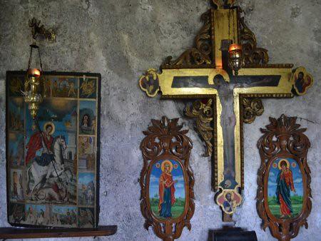 Manastirea Basarbovski obiective turistice Ruse 3