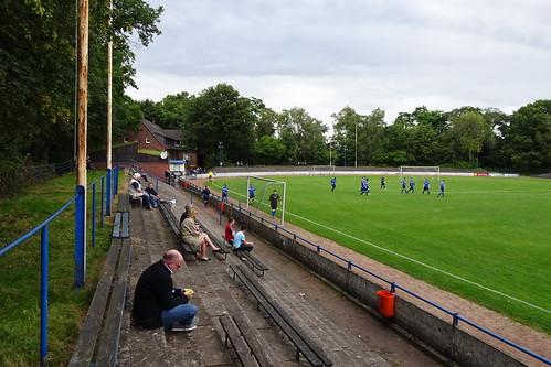 SV Neukirchen 21 0:3 Krefelder TSV Preußen (Pre-Season)