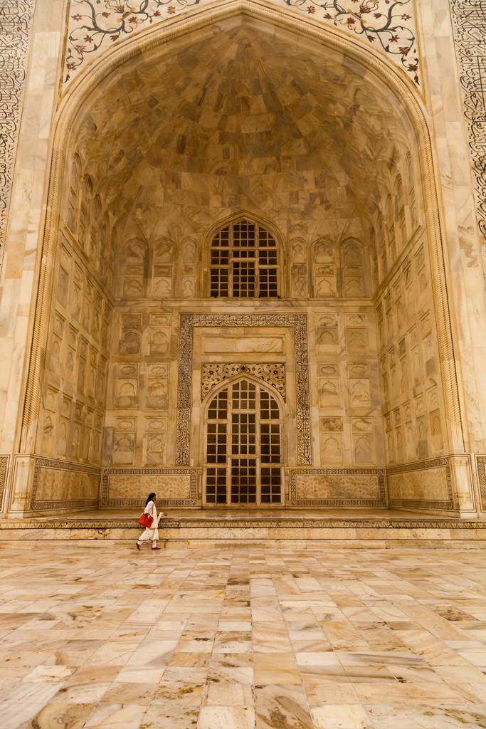 Taj Mahal, 2013