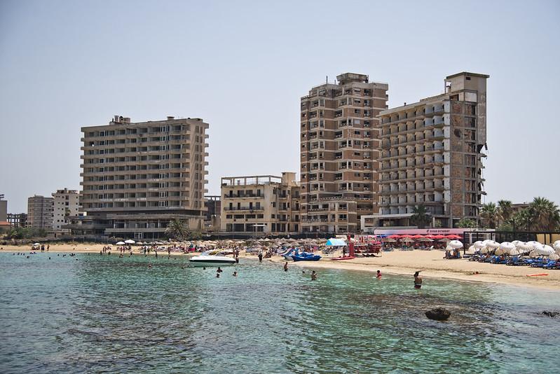 Ghost Town Varosha (Famagusta)