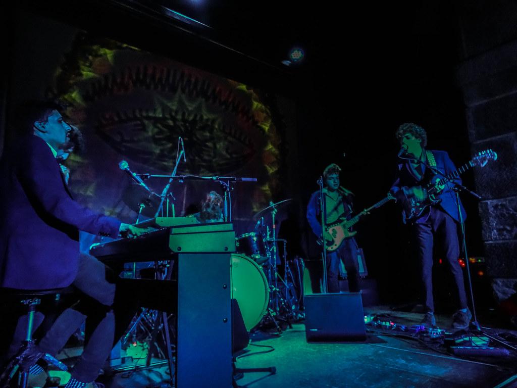 Old Yellow Jack + Alex Chinaskee @ Musicbox