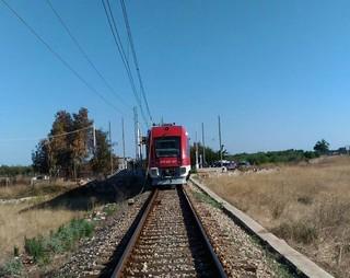 treno casamassima