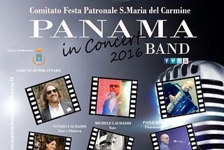 Noicattaro. Concerto Panama front