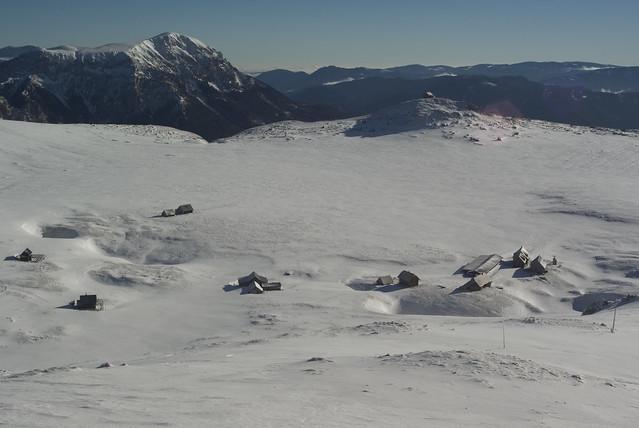 Schneealpe - Windberg
