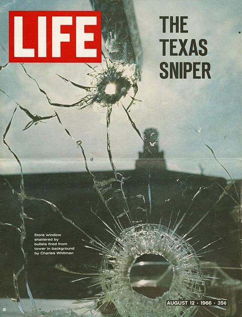 The UT Tower Shooting
