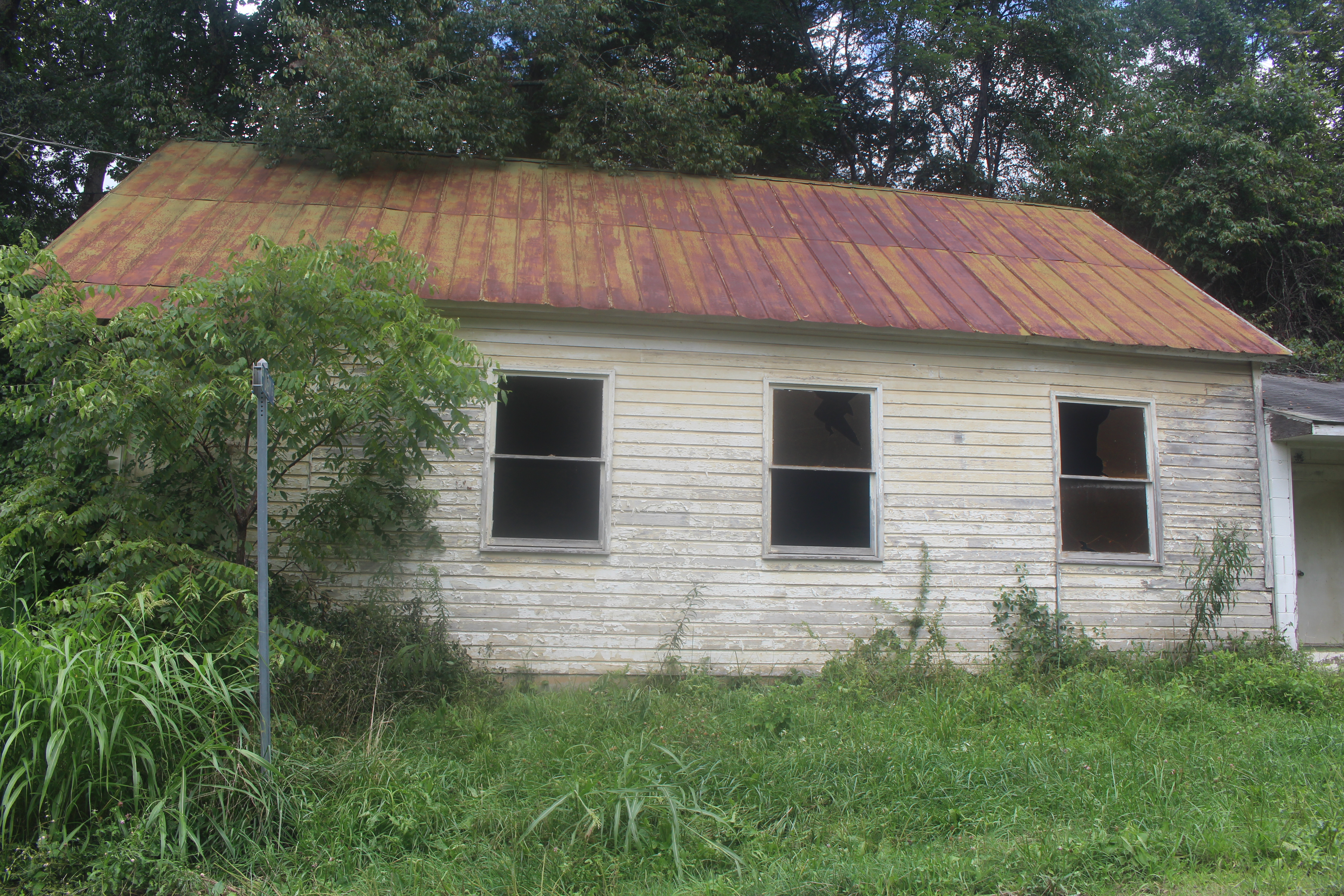 Old Long Hollow School -- Lee County, Virginia