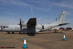 T.21-09 3547 - S-017 - Spanish Air Force - CASA C-295M - Fairford RIAT 2014 - Steven Gray - IMG_4133