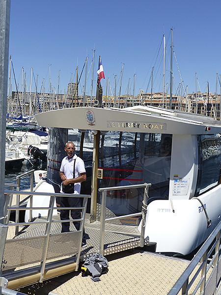 le nouveau ferry boat