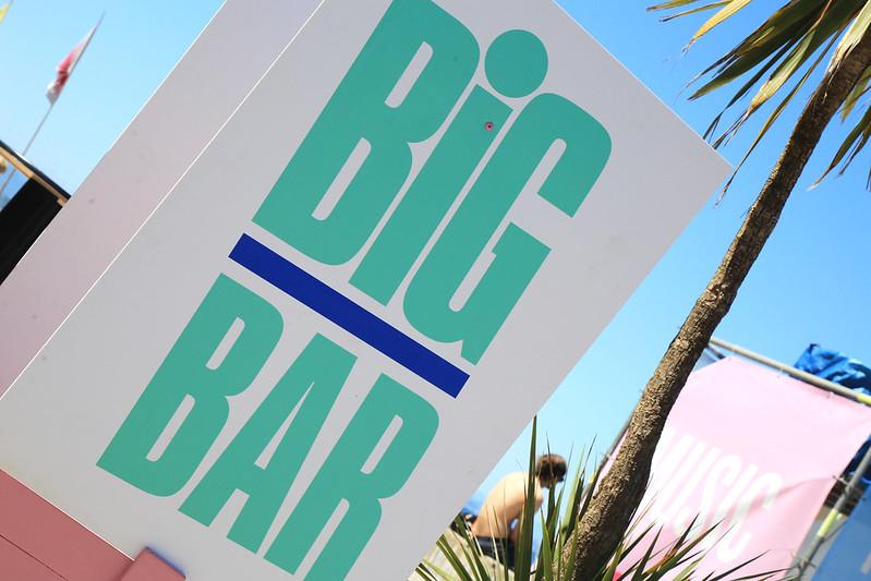 Big Bar au Big Festival 2016