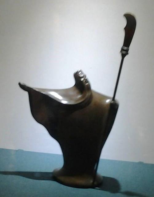 王秀杞雕塑展 (23)