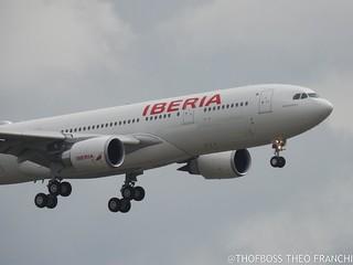 A330 Iberia EC-MLB msn1736 F-WWYR