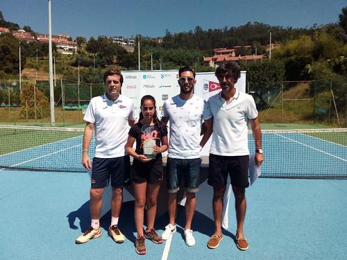 4ª Prueba del Circuito Gallego Juvenil de Tenis Babolat 2016