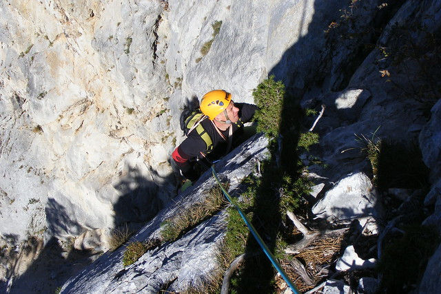 Schneeberg Großofen Joe Stickler Gedachtnisweg 385 m (7)