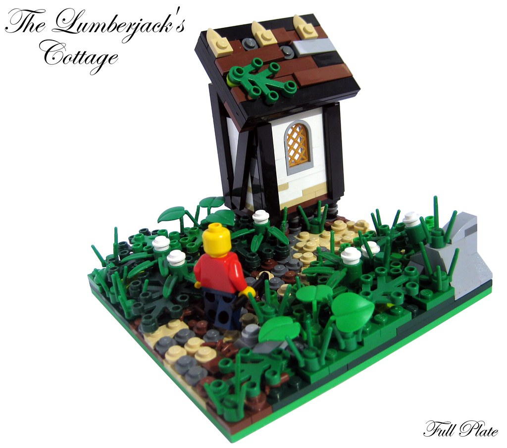 The Lumberjack's Cottage (2 of 3)