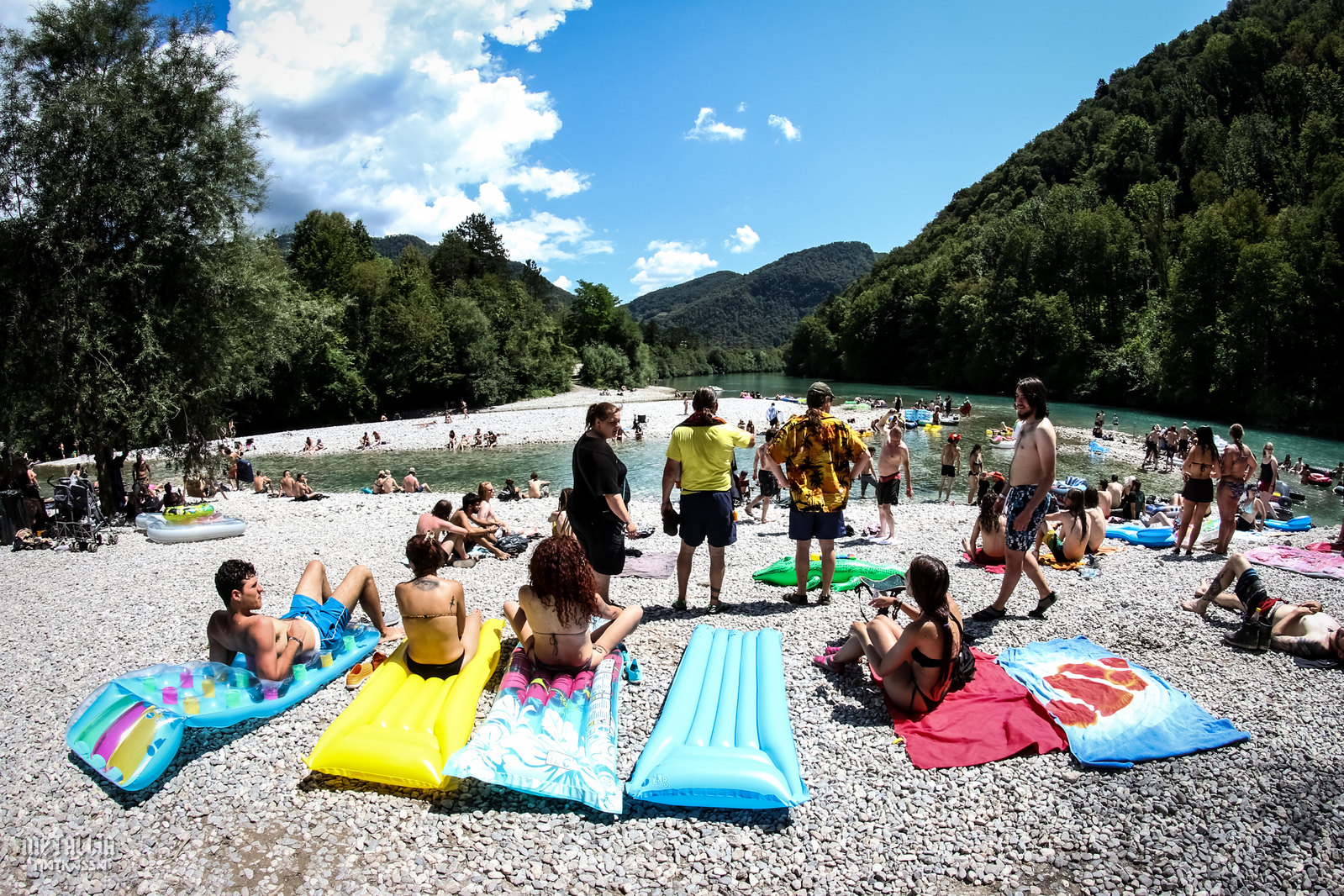 metaldays 2016, metaldays, metalcamp, metal festival, tolmin, soca river