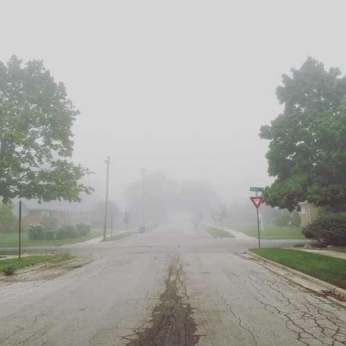 foggy September morning