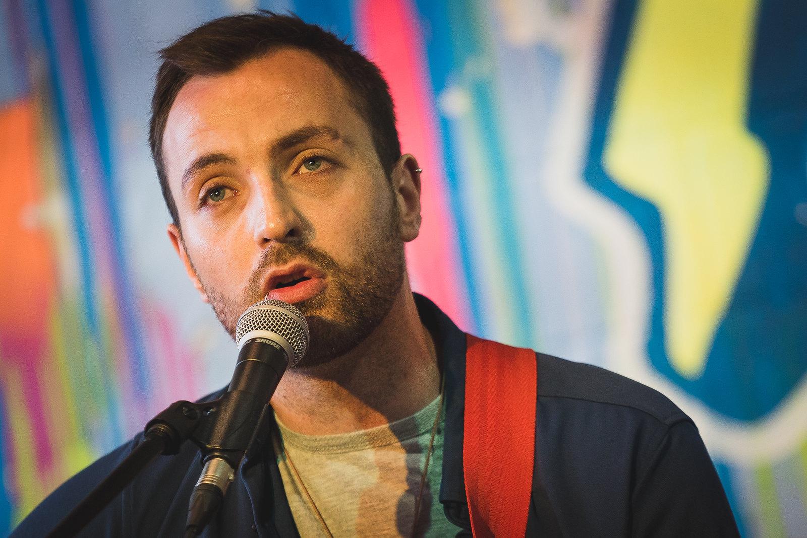 Portobello Music Festival: Barry Locke