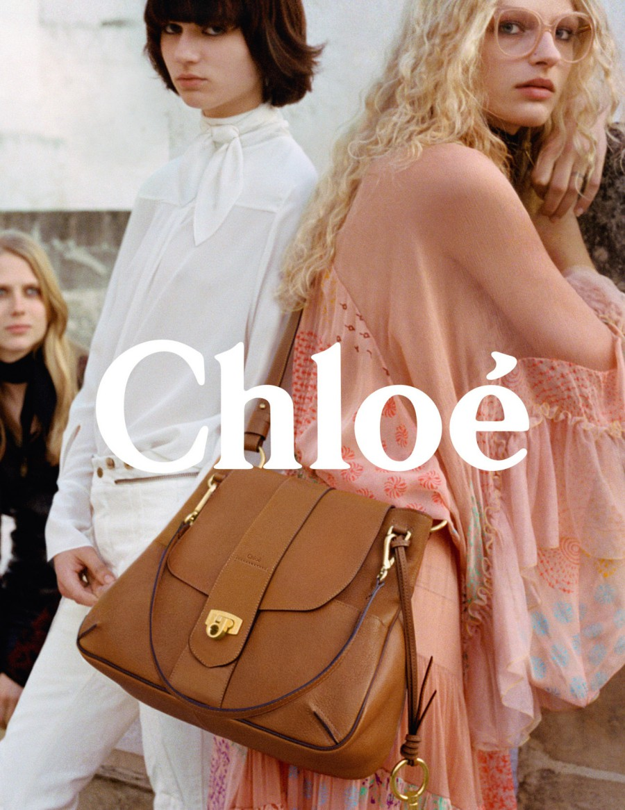 Chloe Autumn - Winter 2016 Advertising Campaign