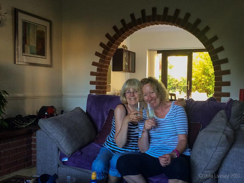Me and Linda