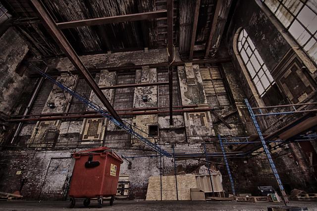 A seldom seen mill