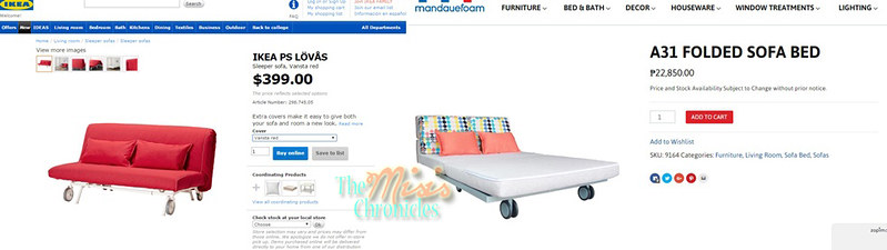 sofa bed with wheels ikea mandaue foam