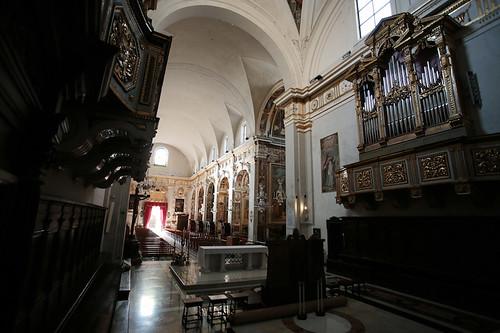 San Venanzio: interni