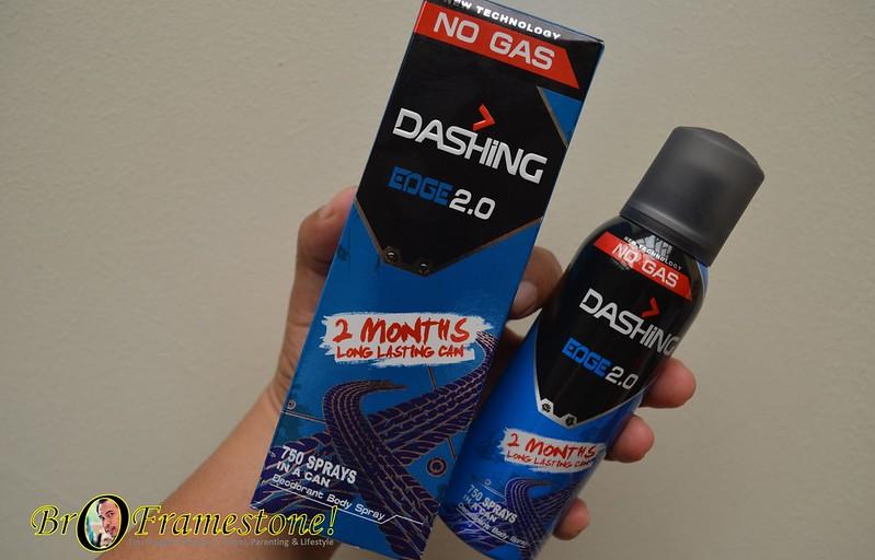 Dashing Egde 2.0 Gaya Hidup Lelaki Malaysia