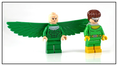 LEGO Marvel Super Heroes 76059 Spider-Man Doc Ock's Tentacle Trap 15