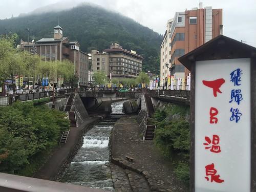 飛騨路 下呂温泉