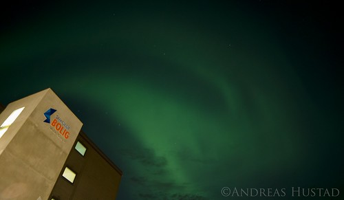HiMolde - Northern lights 1