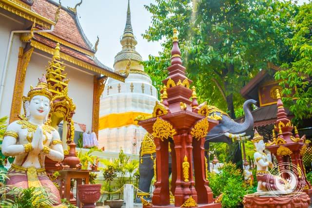 Wat Lamchang Chiang Mai Temple