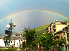 Arcobaleno a Tirano