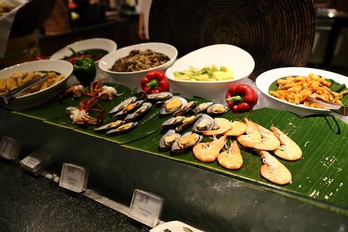 晚餐@Tepi Laut