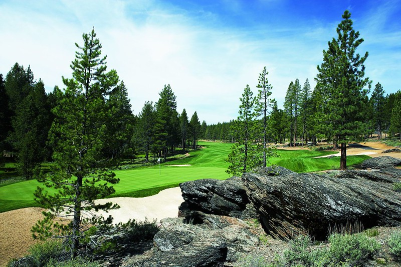 High Sierra Golf Experience at The Ritz-Carlton, Lake Tahoe