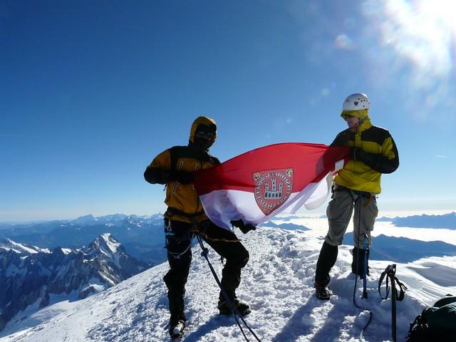 Mont Blanc 2010