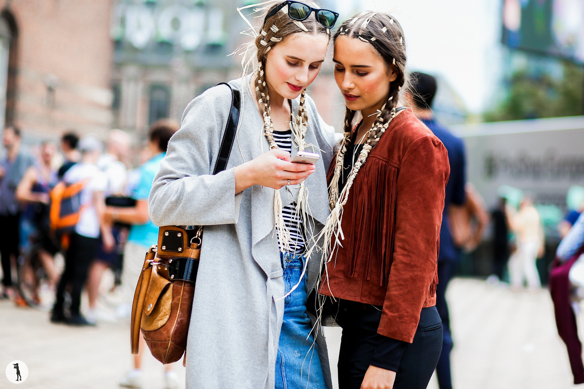 Street style, Copenhagen Fashion Week SS16