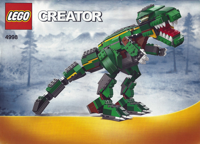 Gimme Lego Dino Mite