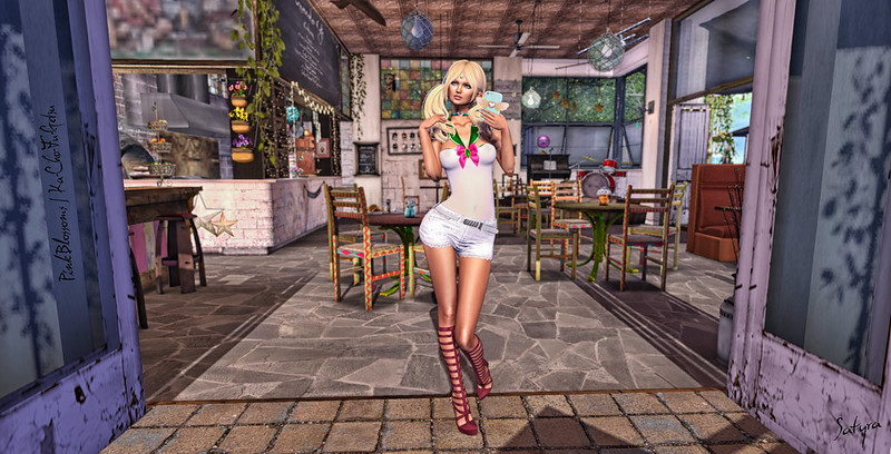 120 - Cafe Rosewater