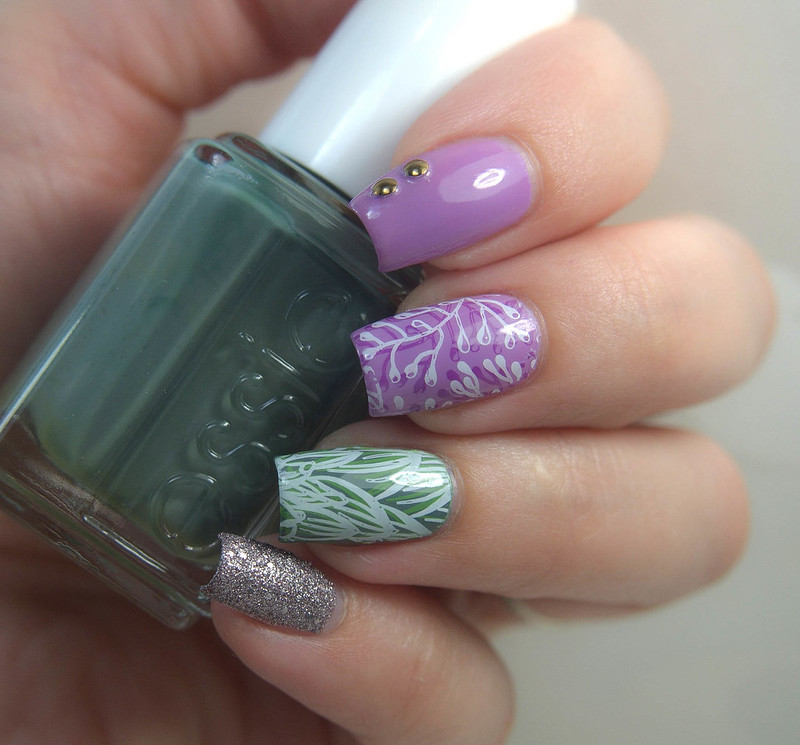 Essie Born Pretty Store Stamping Nails