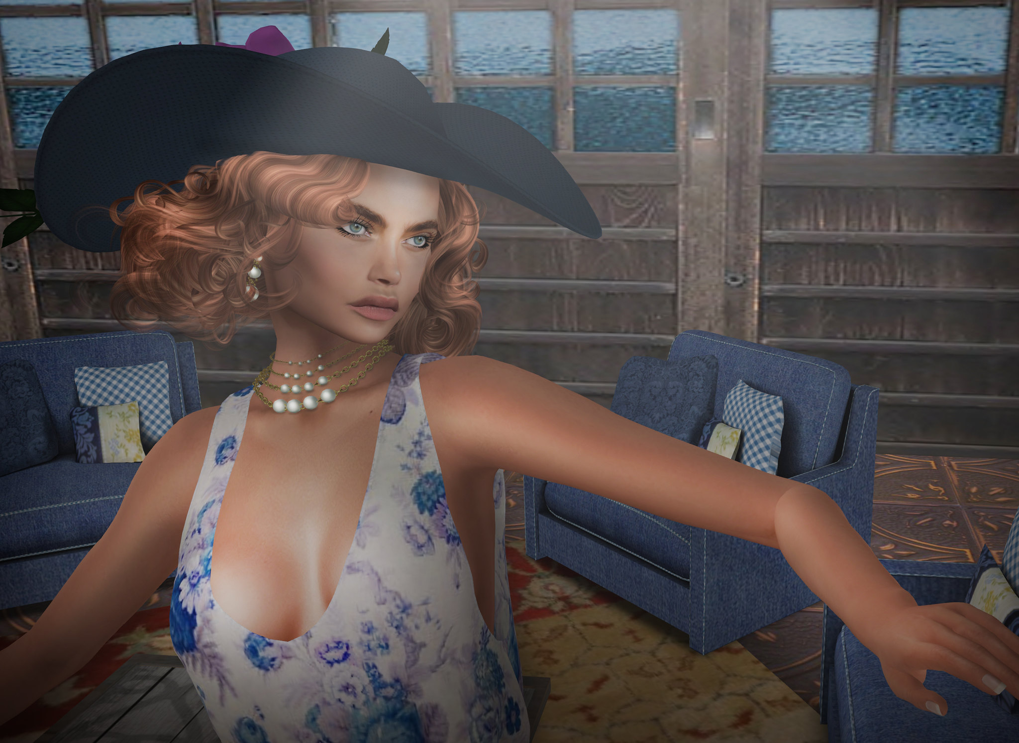 NEW!!! The Vintage Touch at SWANK EVENT / .:EMO-tions:. at HAIR FAIR