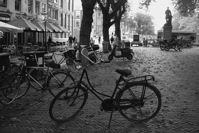 autumn light on Amsterdam 3