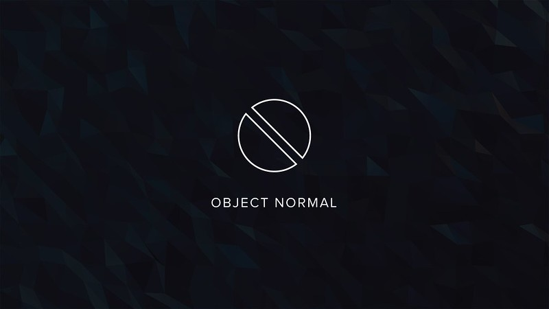 Object Normal Logo
