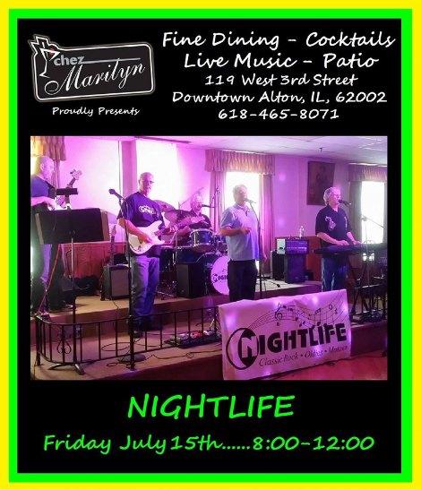 Nightlife 7-15-16