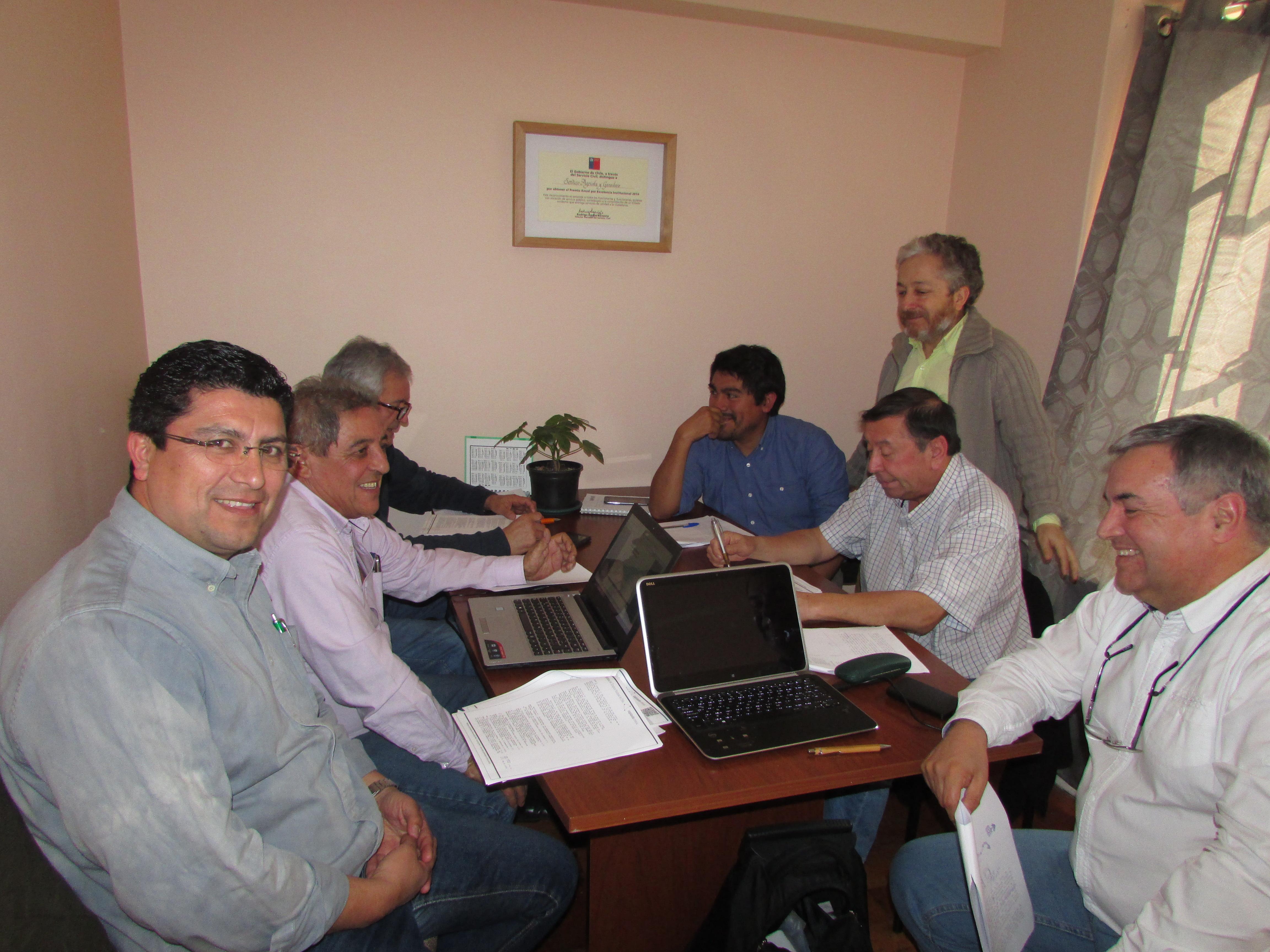 Intensa Jornada de Trabajo del Comité AFSAG por demanda de Nueva Planta SAG - 25 Agosto 2016