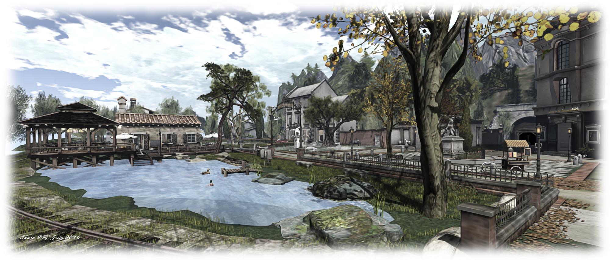Hermoupolis Village; Inara Pey, July 2016, on Flickr