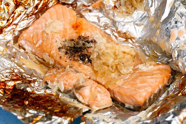 Salmon Foil